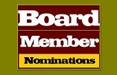 board member nominations