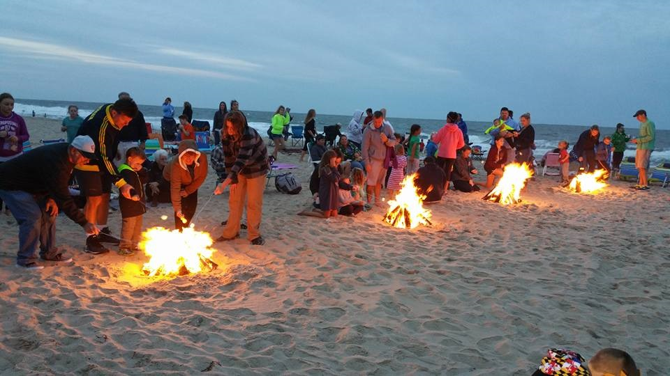OC October 2016 Bonfire on the Beach