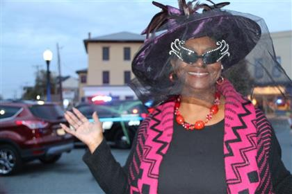 Mayor Jackson Stanley Trunk or Treat