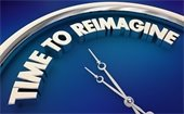 time to reimagine