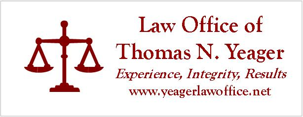 The Law Office of Thomas N. Yeager Logo
