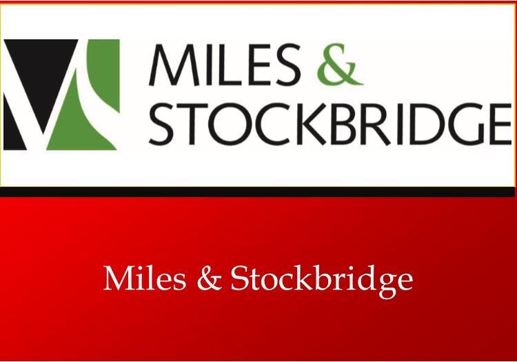 Miles and Stockbridge